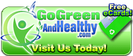 Go Green and Healthy site