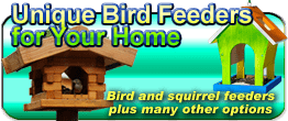 bird feeders as gifts